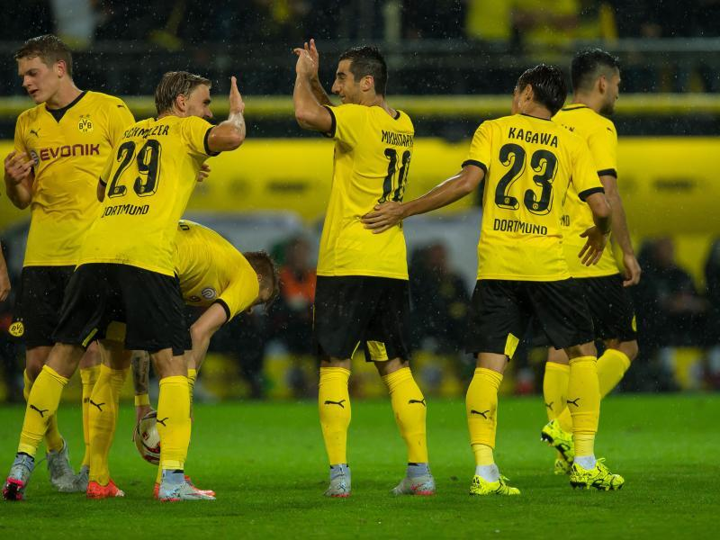 Video: Borussia Dortmund vs Odd