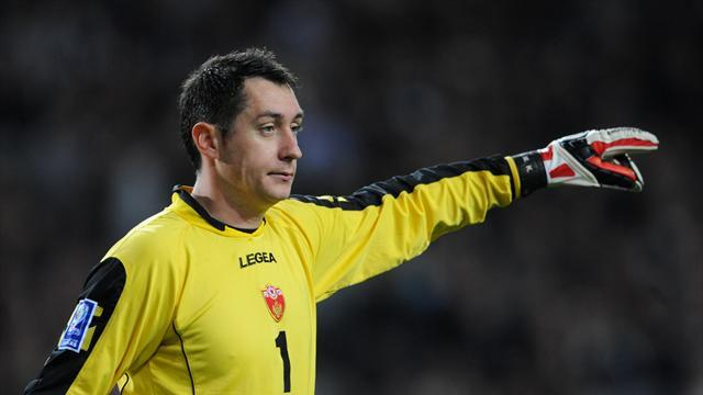 Champions League - Debrecen goalkeeper denies match-fixing