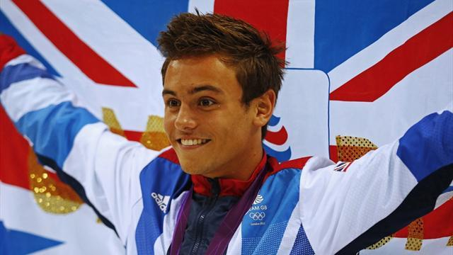 Diving - Tom Daley: I'm in a gay relationship