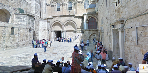 Good Friday and Easter: Walk Jesus's Steps Through Via Dolorosa From Your PC