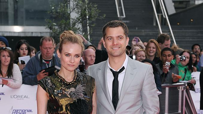 2010 National Movie Awards Diane Kruger Joshua Jackson