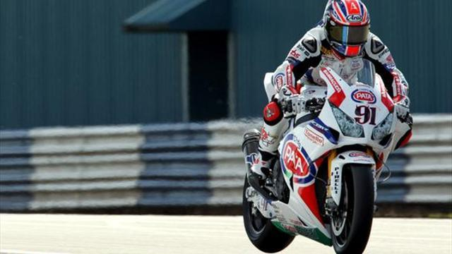 Superbikes - Donington WSBK: Haslam's Donington heartbreak