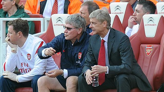 Premier League - Pat Rice's MBE 'richly deserved'