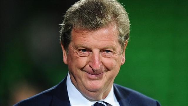World Cup - Hodgson already knows England squad
