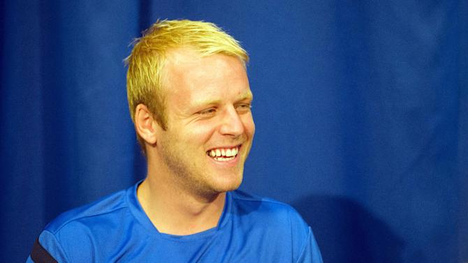 Steven Naismith is excited about starting pre-season training with Everton