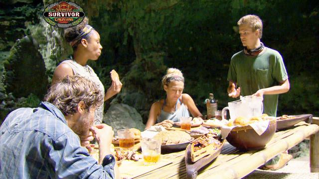 Survivor: Cagayan - A Special Reward