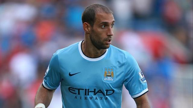 Premier League - Zabaleta: Time to take step forward
