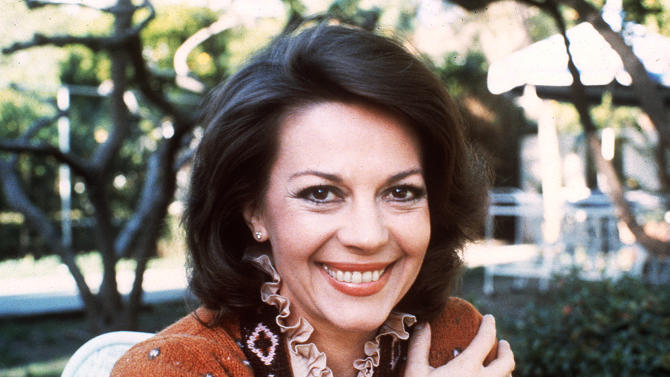 FILE - This Dec. 1, 1981 file photo shows actress Natalie Wood. A Los Angeles sheriff's detective said Thursday, Jan. 17, 2013, that actor-husband, Robert Wagner, has not consented to an interview in their renewed inquiring into Wood's 1981 drowning, but an attorney for the actor and his family says he has fully cooperated with authorities. (AP Photo/File)