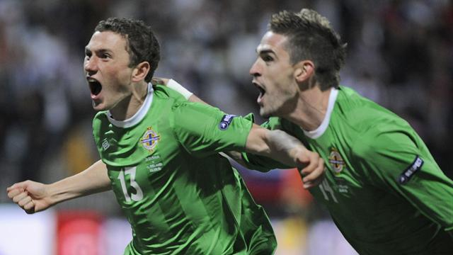 Northern Ireland stunned by late strike