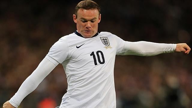 World Cup - England striker Rooney relishing a win