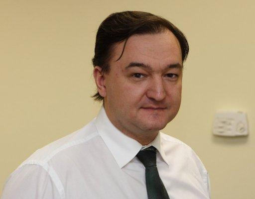 A handout photo provided on Novenber 15, 2010 by Hermitage Capital Management and taken on December 29, 2006 shows Russian lawyer Sergei Magnitsky in Moscow. Russian prosecutors said on Monday the man on trial for causing the death of a whistle-blowing attorney should be freed without charge, in a surprising development in a case that has triggered a major row between Moscow and Washington.