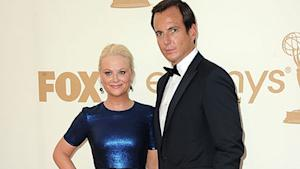 Amy Poehler & Will Arnett Separate