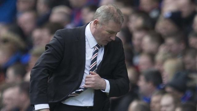 Scottish Football - McCoist: We win and lose as a team