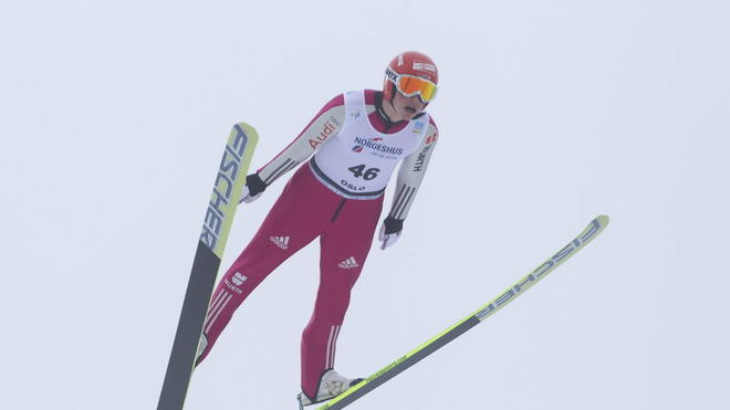 Eric Frenzel Of Germany Competes AFP/Getty Images