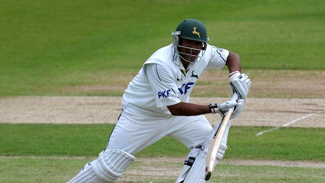 Samit Patel added England's fifth half-century on Friday morning
