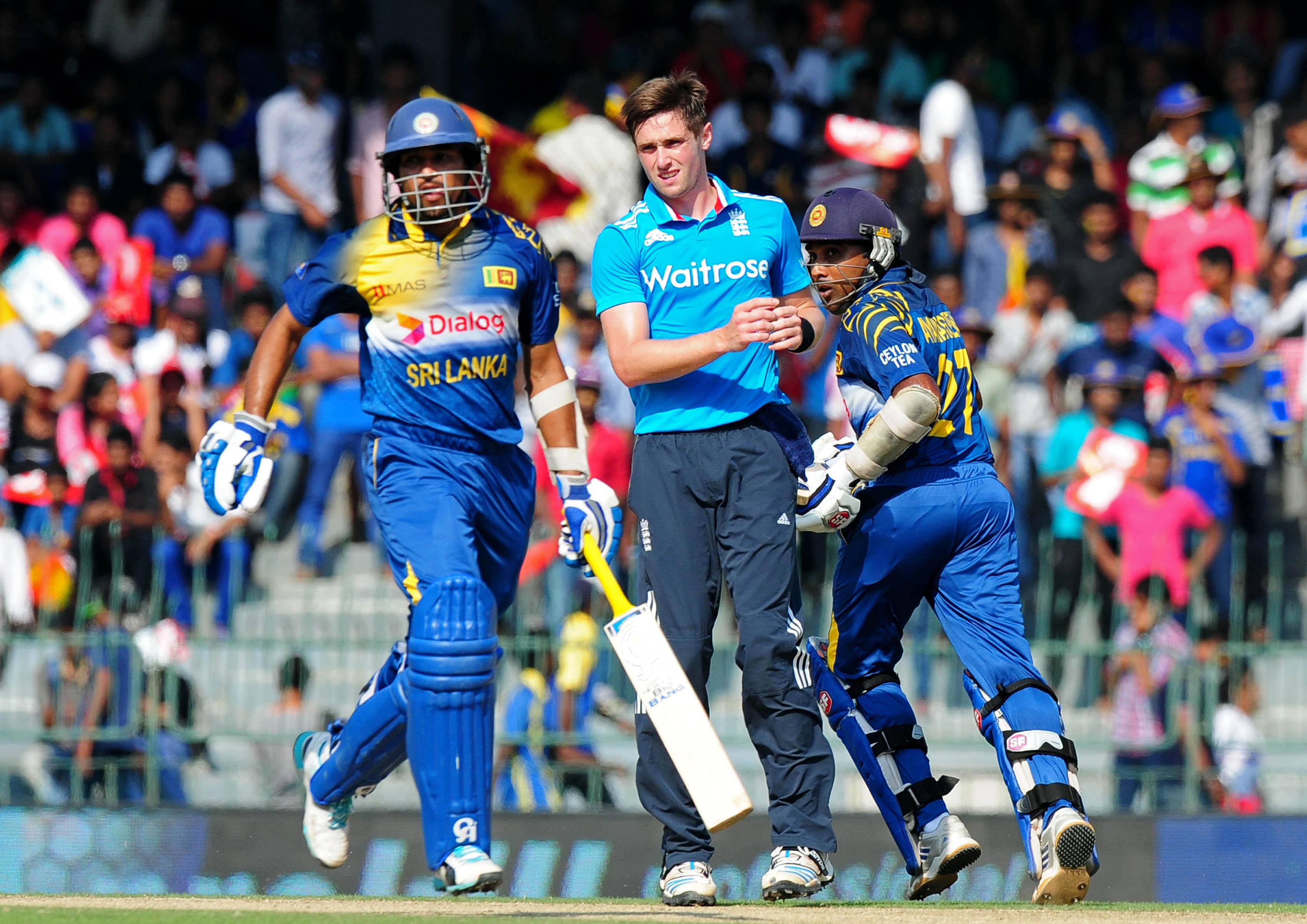Dilshan batters England with bat and ball