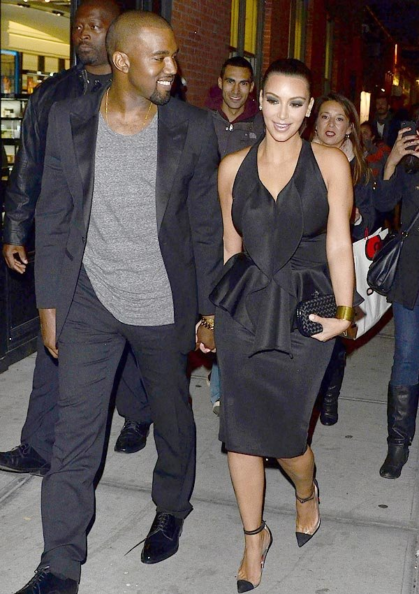 Kim Kardashian Naked Pic Scandal — Truth Behind Kanye West's Tweet