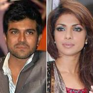 Ram Charan Teja's Nose Injury Gives Priyanka Chopra A Break
