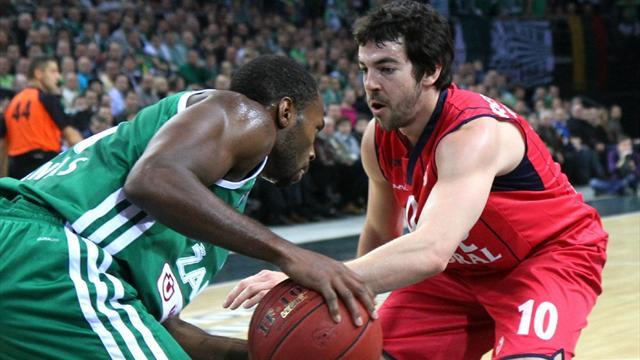 EuroLeague - Zalgiris, CSKA advance into top 16