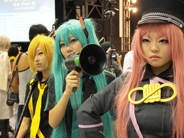 The largest annual cosplay convention in Singapore, Cosfest XI features key highlights including the Asia Cosplay Meet Championship and a special guest cosplayer from Japan, Reika Arikawa. Contestants