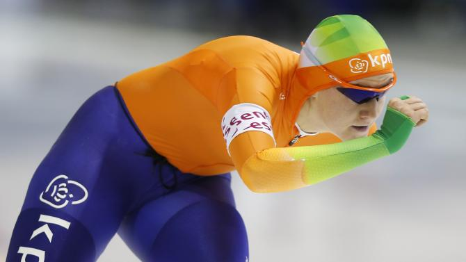 Essent ISU Long Track World Cup - Day 2