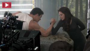New 'Breaking Dawn 2' Featurette Drops