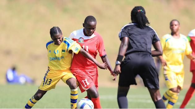 FKF reschedules kick-off time for Harambee Starlets friendly