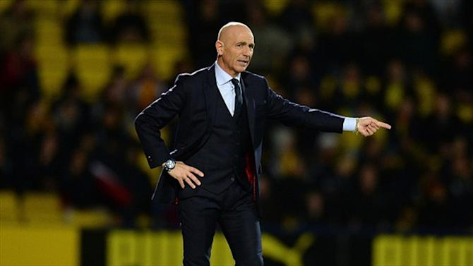 Championship - Coach of second-placed Watford quits