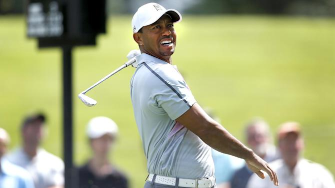 US PGA Championship - Woods to make 11th hour decision on whether to play
