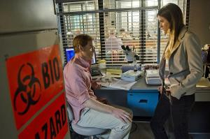 First Look: Dexter Finale Art Boasts an Epic Showdown Between Brother and Sister
