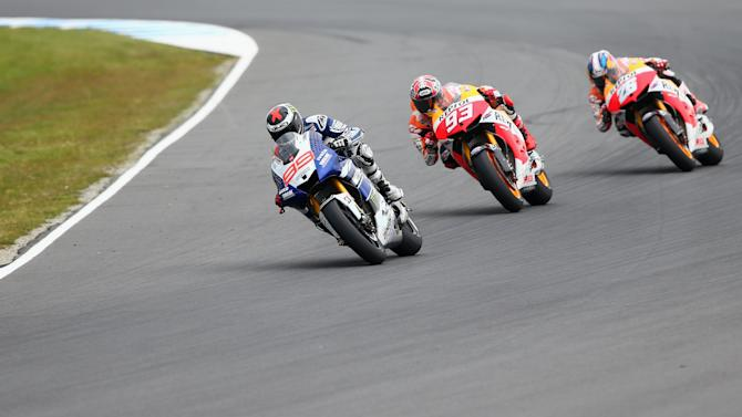 MotoGP of Australia - Race
