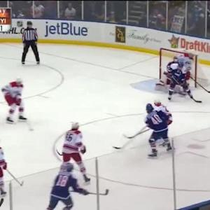 Cam Ward Save on Michael Grabner (07:16/2nd)
