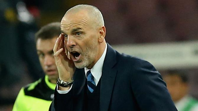 Pioli laments Inter's 'step backwards'