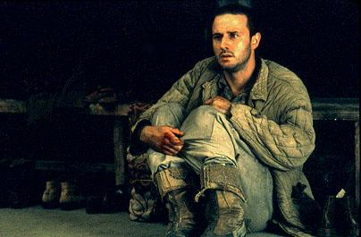 David Arquette in Lions Gate's The Grey Zone
