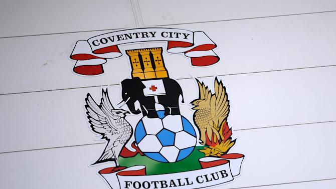 Steve Taylor has been reunited with new boss Mark Robins at Coventry City