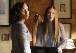 Scandal's Darby Stanchfield on Abby Betraying Olivia: 'Something Is Going to Get Handled!'