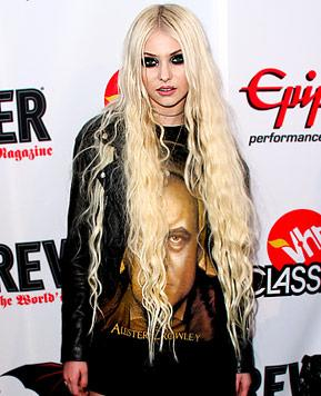 "Taylor Momsen: I've ""Quit Acting"""