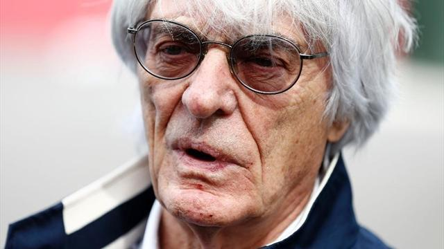 Formula 1 - Ecclestone: F1 engines need to be louder