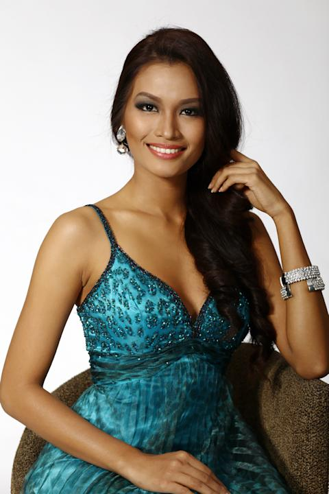 Janine Tugonon (Photo courtesy of Binibining Pilipinas Charities, Inc.)