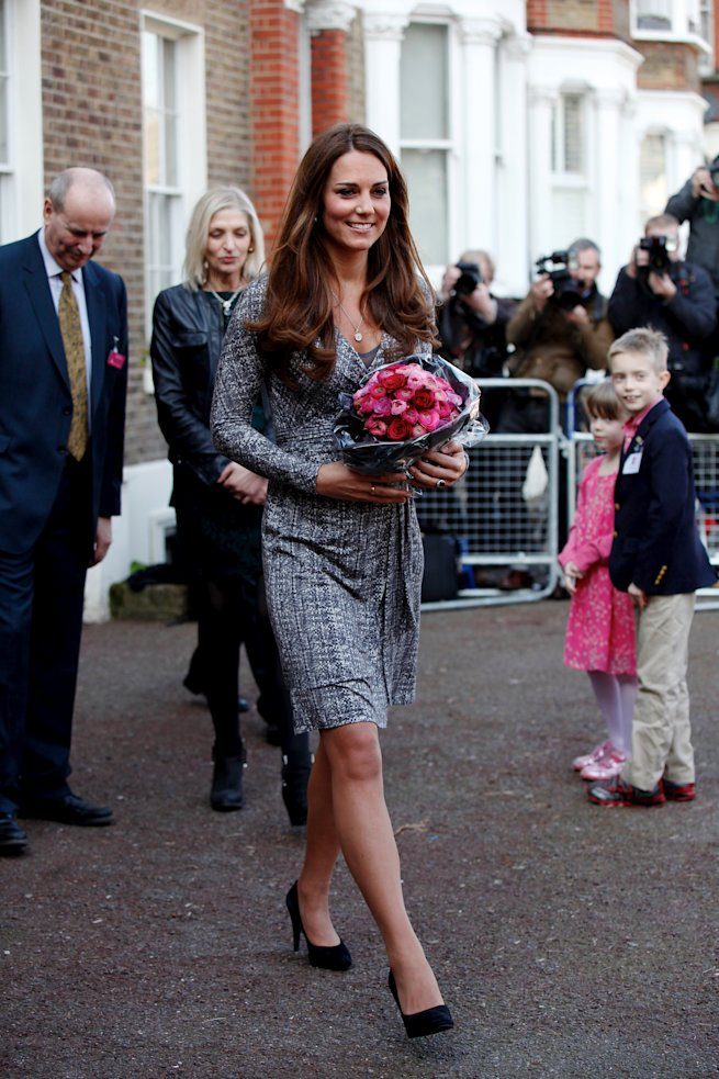 Has Pregnant Kate Middleton Hired Herself A Yoga Instructor?