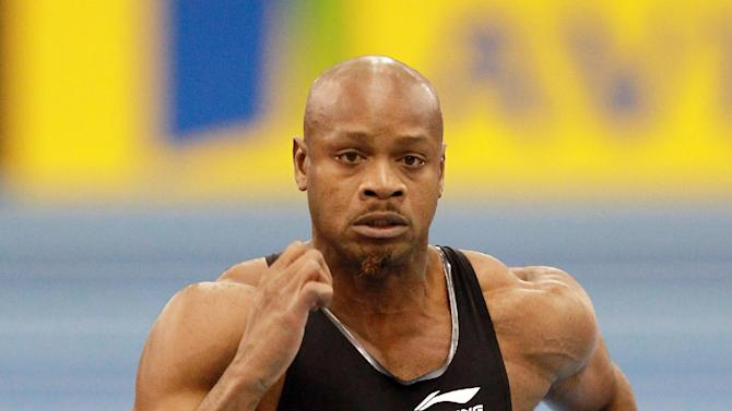 Athletics - Asafa Powell Filer