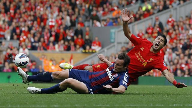 Premier League - Rodgers: Suarez diving admission 'unacceptable'