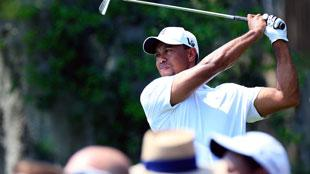 Tiger Woods at Bay Hill