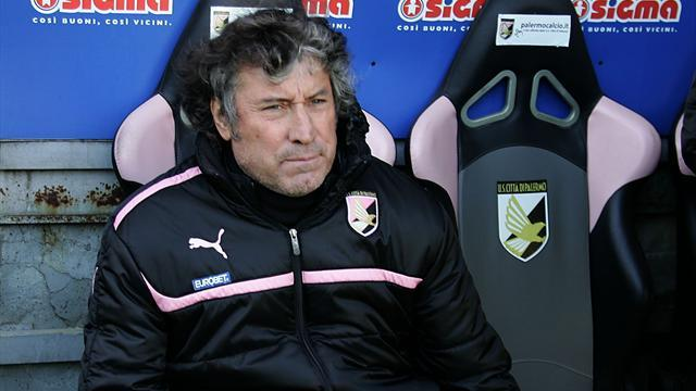 Serie A - Palermo fire Malesani after three games and recall Gasperini