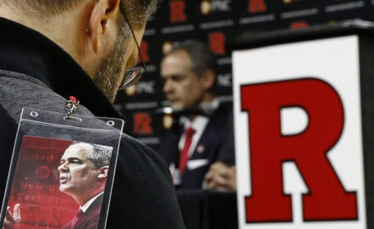 Rutgers got a little too creative with its latest social media recruiting pitch (AP)