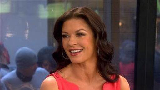 Catherine Zeta-Jones Talks 'Broken City' 'twists'
