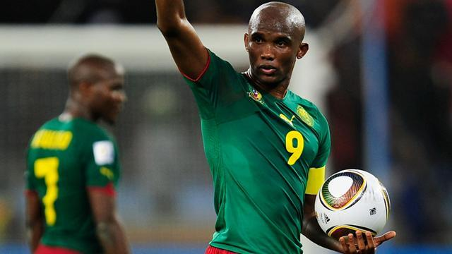 Roger Milla hopeful of Eto'o return
