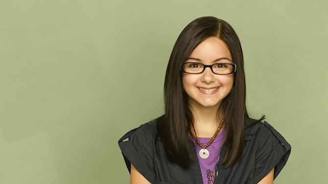 "Ariel Winter in the ABC series ""Modern Family"""