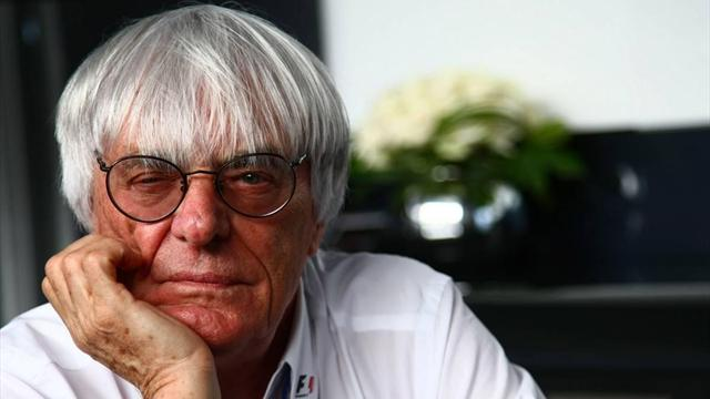 Formula 1 - Ecclestone indicted for bribery in Germany
