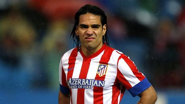 Liga - Factbox: Radamel Falcao